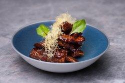 Jiangsu Style Smoked Fish
