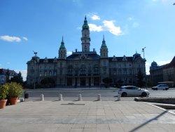 Gyor Town Hall