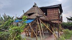 Maison en Bambou Phong -Le Vent