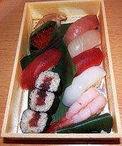 Kudanshita Sushi Masa Shun Hakkai