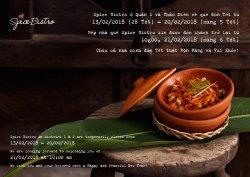 Spice Bistro - Thi Sach