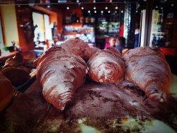 Croissant appena fatti