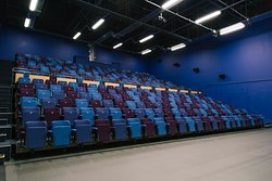334 of our 400 seats in just one of the many configurations we can offer!