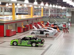 Penske Racing South Facility