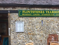 Flintstones Tea Room