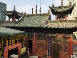 Lanzhou Town God's Temple