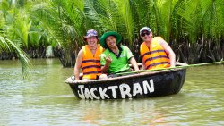 Jack Tran Hoi An Private Eco-Tur