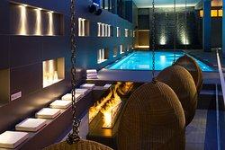 Spa Nuxe de l'hotel l'Heliopic