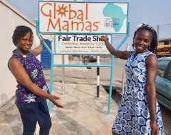 Global Mamas Fair Trade Shop