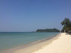 Best beach on the island