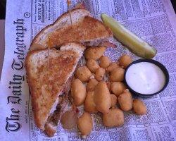 Wellington's - Winona, Minnesota - Southwest Pepper Melt