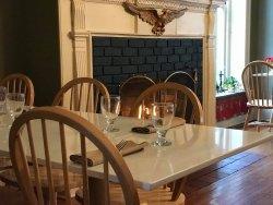 The Restaurant at the Golden Eagle Inn