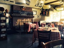 Made in Italy Trattoria is a very intimate and friendly restaurant.