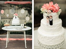 We specialize in wedding cakes, birthdays, showers and more!