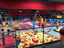 RedKangaroo Trampoline Park Coventry