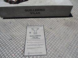 Monumento a Guillermo Vilas