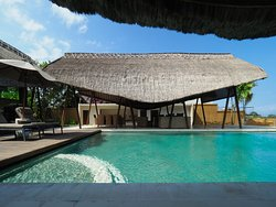 Two Bedroom Villa - Pool Area