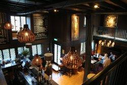 Jockey Bar at The Broadway Hotel