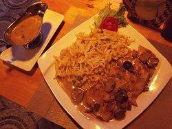 Hervorragende Deutsche Küche!!