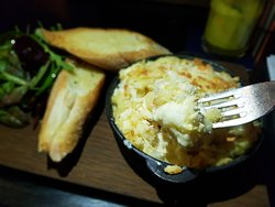 Mac n Cheese with Lobster