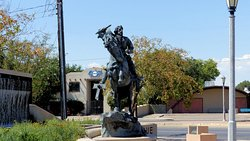 Don Francisco Cuervo y Valdes monument