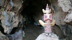 Htet Eain Gu Cave & Monastery