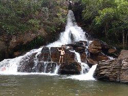Cachoeira da Meia-Lua e da Usina
