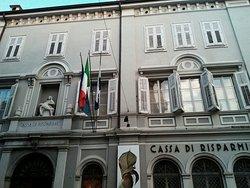 La Pinacoteca della Fondazione Cassa di Risparmio di Gorizia