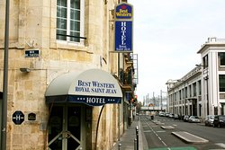 Best Western Hotel Royal Saint Jean