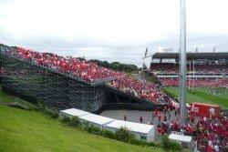 Mt Smart Stadium Auckland New Zealand