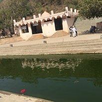 Damodar Kund Water Reservoir