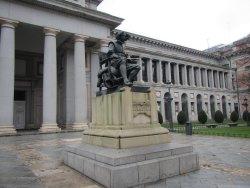 Estatua de Velazquez