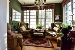 relax in the coffee nook!