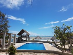 Recommended: a lovely, friendly, chill spot to relax and to feel like you're in Zanzibar
