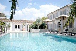 Le Clos Saint-Martin Hotel & Spa