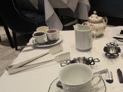 Afternoon Tea Place Settings