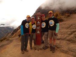 Inca Trail Trekking Company