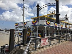 The Creole Queen River Boat