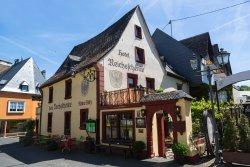 Hotel Reichsschenke Zum Ritter Goetz