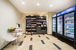 Enjoy breakfast or a late-night snack at our Candlewood Cupboard in Longmont, CO.