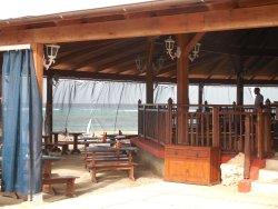 Beach snack bar and Cuban ala carte