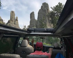 Black Hills Open-Top-Tours