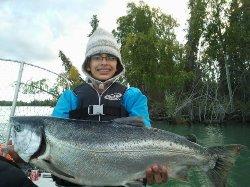 Kenai Wild Fishing