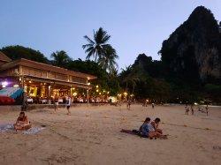 แวะพักกับทะเลไร่เลย์ ค้างคืนที่ Railay Bay Resort
