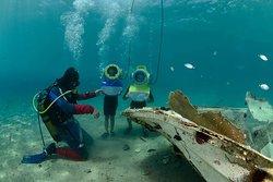 Underwater park Punat
