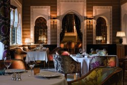 La Table, Royal Mansour