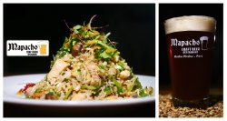 Mapacho Craft Beer & Peruvian Cuisine