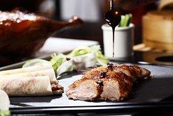 Peking Duck Roll