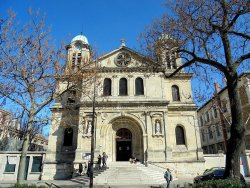Eglise Saint Jacques Saint Christophe de la Villette