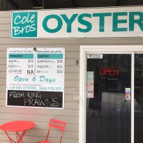 Cole Bros Oysters